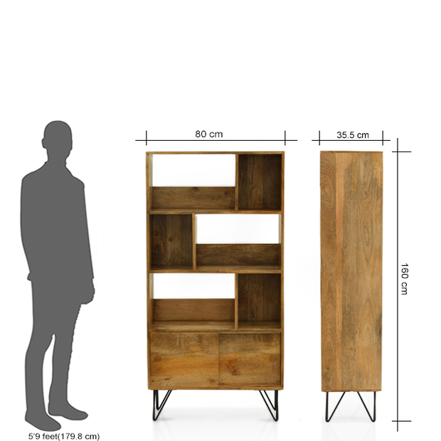 Oslo bookshelf big frstbs11nt10003 m 10 2x