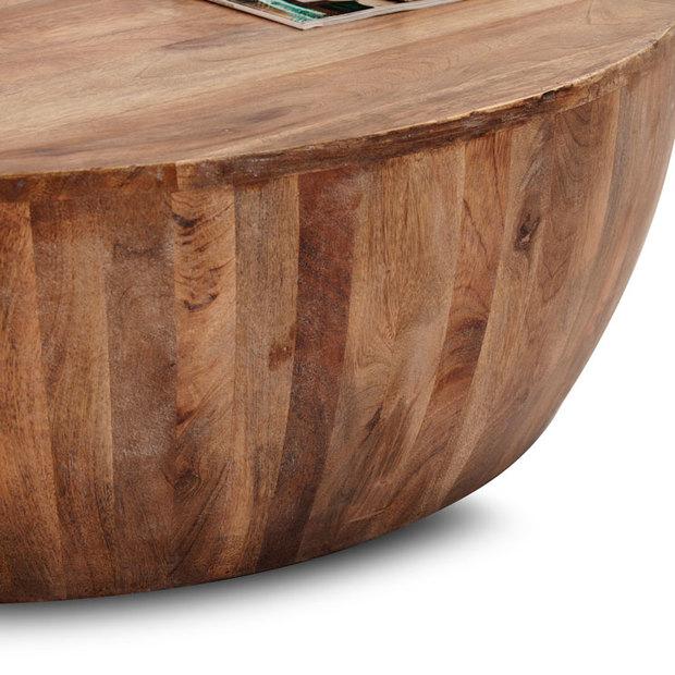 Drum Coffee Table Thearmchair