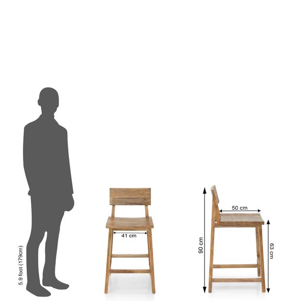 Barcelona bar stool frtbst11nt10015 m 6 2x