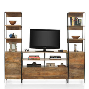 Modular TV Unit Set