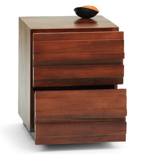 Bari Bedside Table