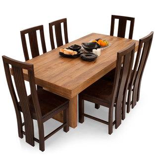 Jordan-Capra 6 Seater Dining Table Set