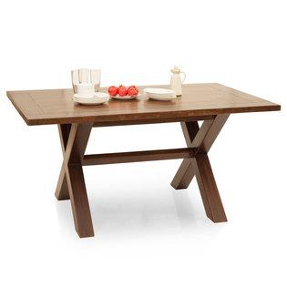 Clovis barcelona 6 seater dining table set frtbdt11wn10016 3 hover