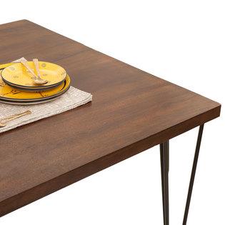 Oslo barcelona 6 seater dining table set frtbdt11wn10019 4 hover