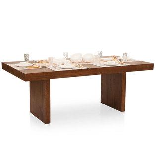 Jordan barcelona 6 seater dining table set frtbdt11wn10028 2 hover