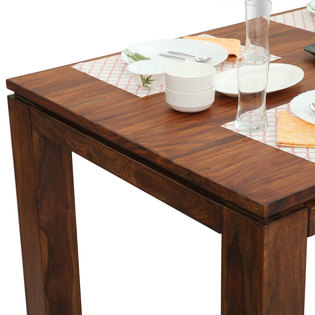 Aruba 6 seater dining table frtbdt12wn10078 hover 2