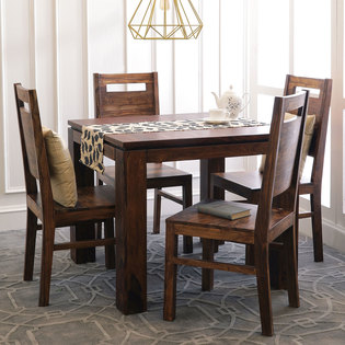 Aruba-Temecula 4 Seater Dining Set