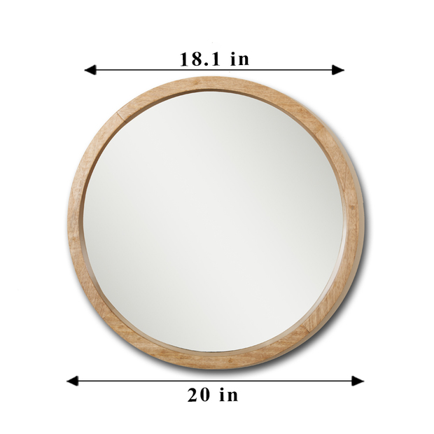 Macon wooden mirror deacmrnt10004 4 dimension