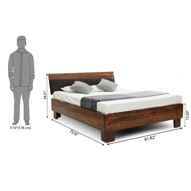 Penland bed frbdns12wn10001 d
