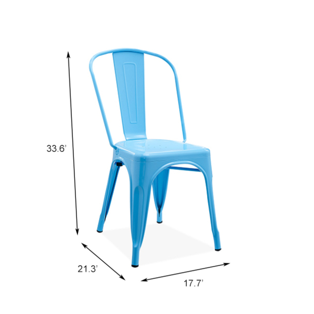 Tolix metal chair frfrfr12fr10103 06