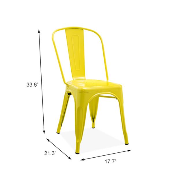 Tolix metal chair frfrfr12fr10104 05