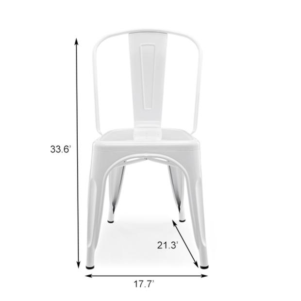 Tolix metal chair frfrfr12fr10105 05