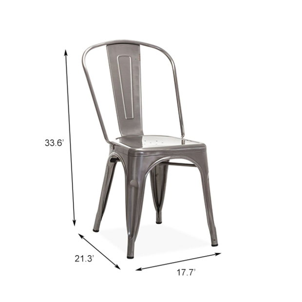 Tolix metal chair frfrfr12fr10106 05