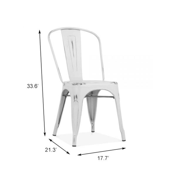 Tolix metal chair frfrfr12fr10108 06
