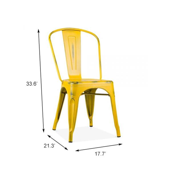 Tolix metal chair frfrfr12fr10109 06
