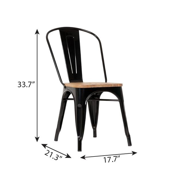 Tolix metal chair frfrfr12fr10125 05