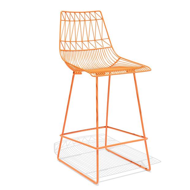 Fresco Metal Bar Chair