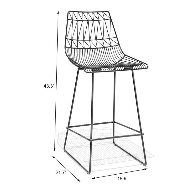Fresco metal bar chair frfrfr12fr10135 04