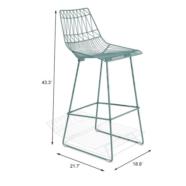 Fresco metal bar chair frfrfr12fr10138 04