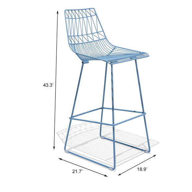 Fresco metal bar chair frfrfr12fr10139 04