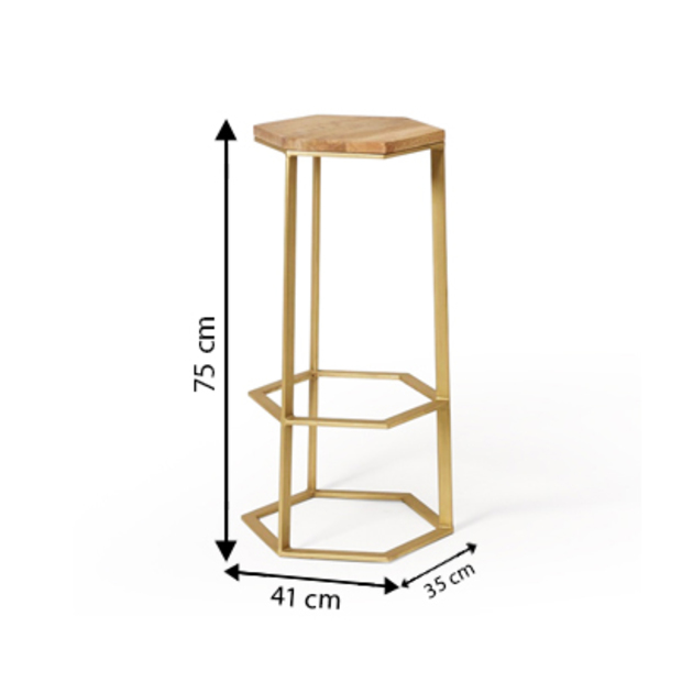 Clement bar stool frfrfr12nt10034 5