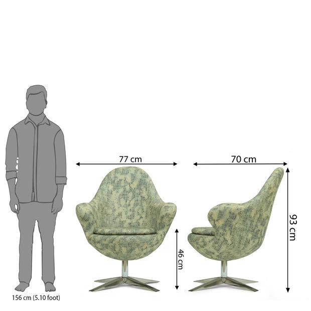 Sofia lounge chair frsech12wn10021 d