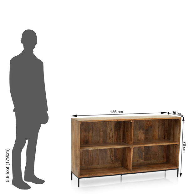 Modular bookcase frstbs11nt10005 m 8 2x