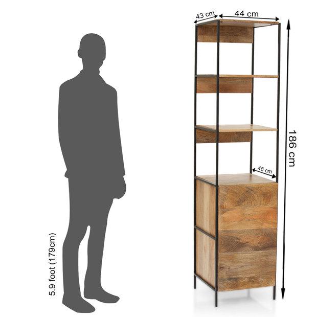 Modular bookshelf frstbs11nt10006 m 9 2x