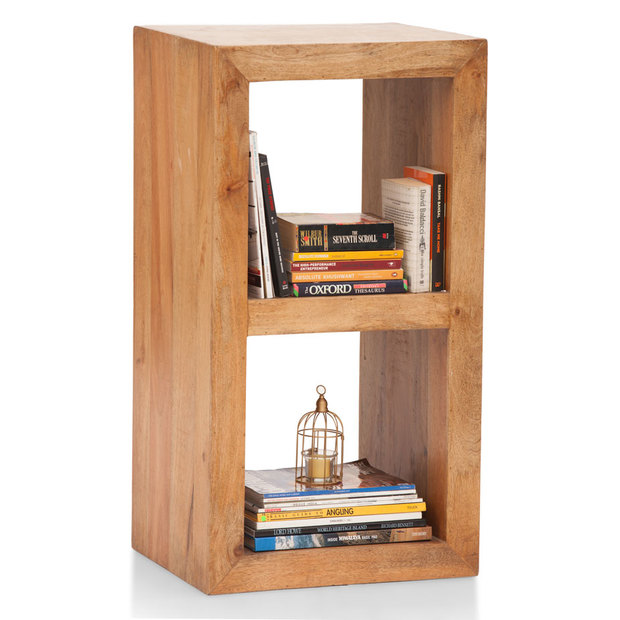 Cube 2 Book Shelf