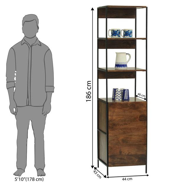 Modular bookshelf frstbs11wn10006 d1