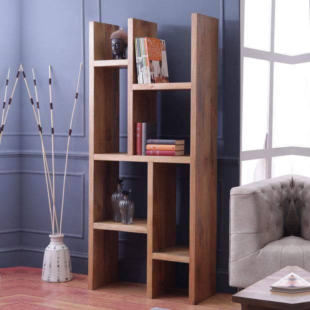 Barcelona Bookshelf