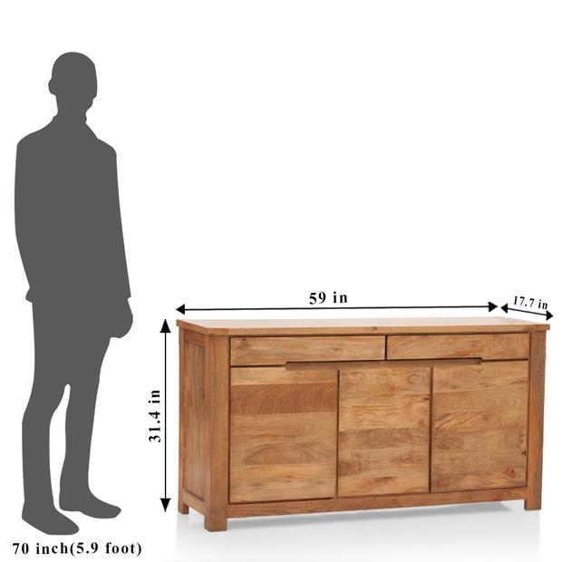 Durham sideboard frstsb11nt10007 4