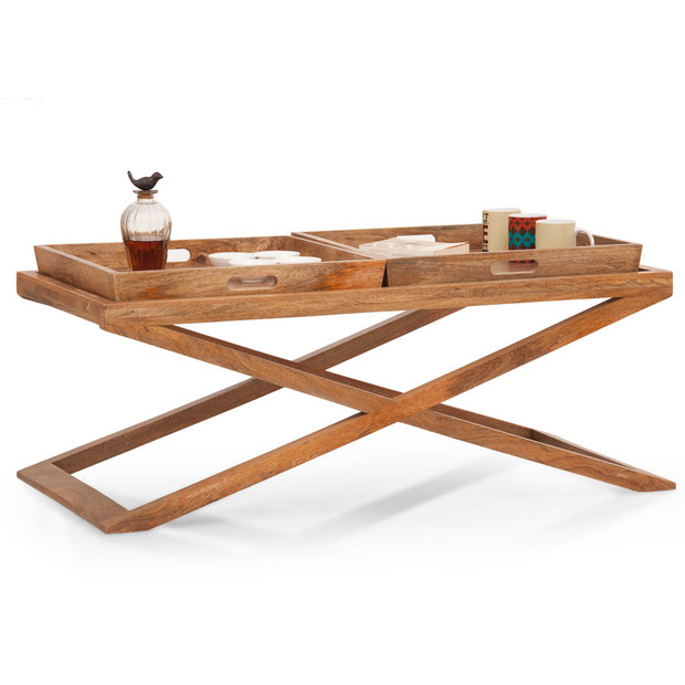 Syracuse Double Tray Coffee Table