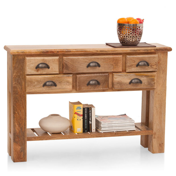 Harlem Console Table (Natural)