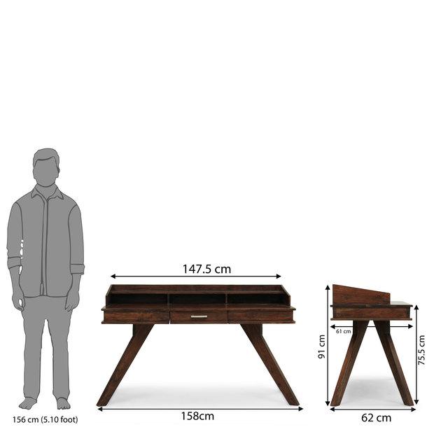 Sorano study table frtbdk12mh10021 d