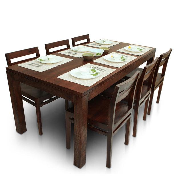 Gresham-Barcelona 6 Seater Dining Table Set