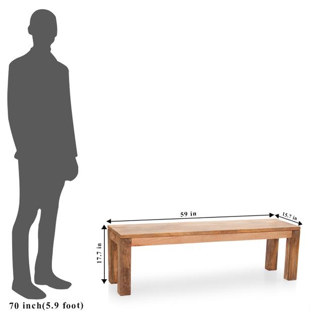 Gresham barcelona 6 seater dining table set with bench frtbdt11nt10024 16 dimension