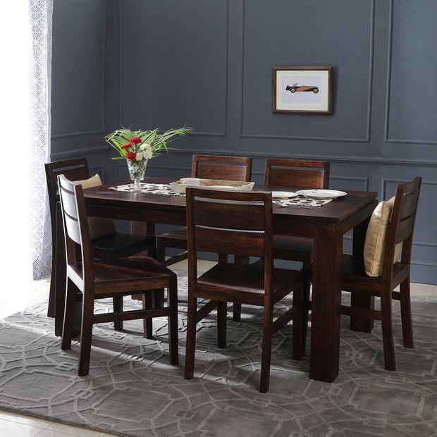 Aruba-Sorano 6 Seater Dining Set