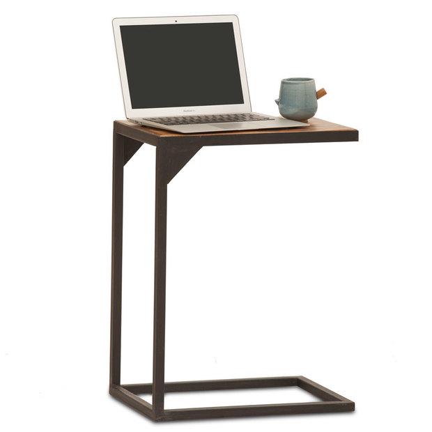 C Frame Side Table