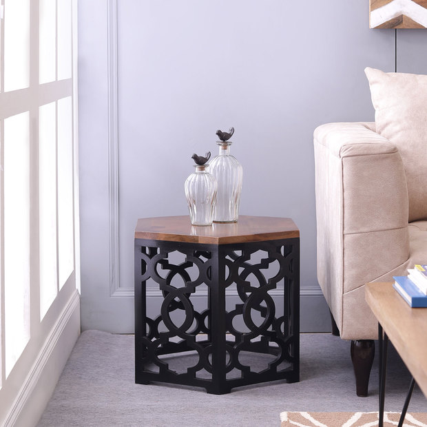Visalia Bedside Table