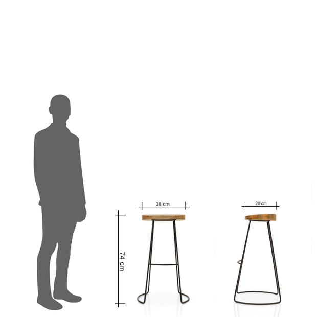 Seville bar stool frtbst11nt10010 m 6 2x