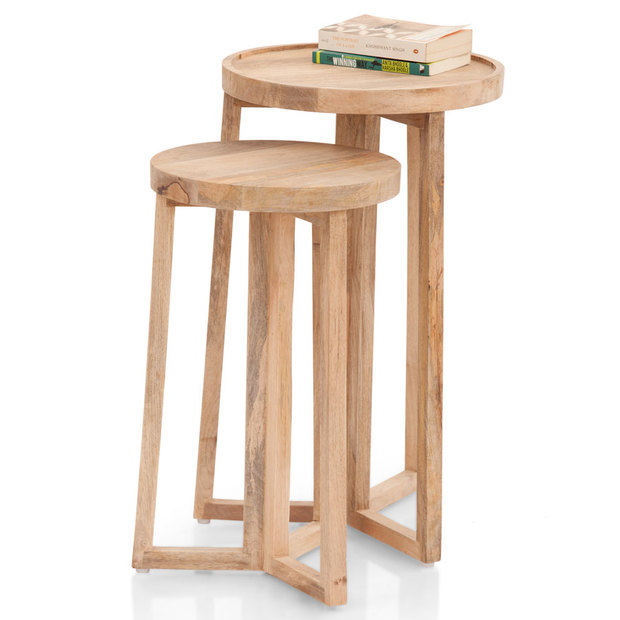 Boise Side Table - Set Of 2