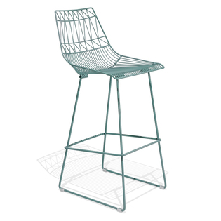 Fresco Metal Bar Chair