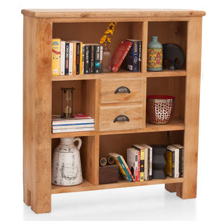 Harlem Book Case (Natural)