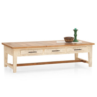 Tucson Coffee Table With Drawers