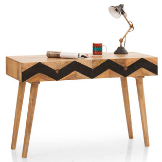 Herringbone Desk