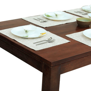 Gresham capra 6 seater dining table set frtbdt11mh10026 3