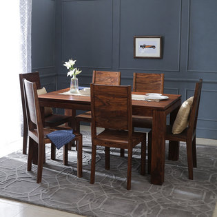 Aruba-Zagreb 6 Seater Dining Set