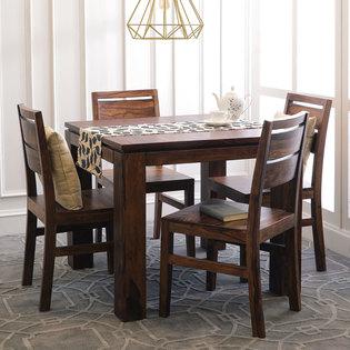 Aruba-Sorano 4 Seater Dining Set