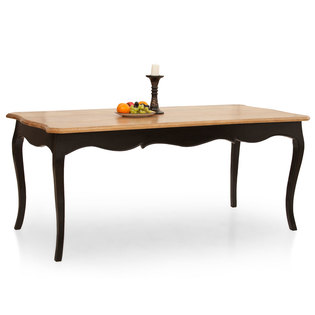 Dinan Dining Table - Black
